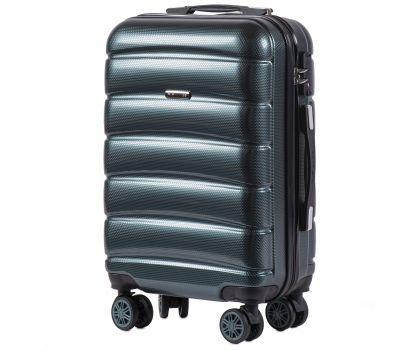 Поликарбонатный чемодан Wings Iberian 160 маленький изумрудный