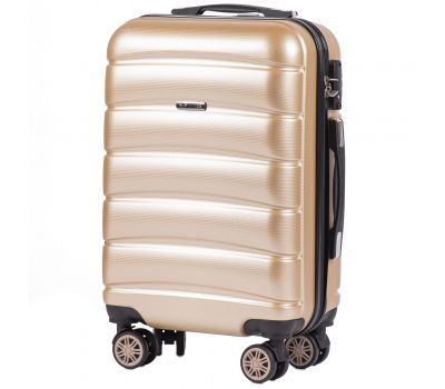 Поликарбонатный чемодан Wings Iberian 160 маленький шампань