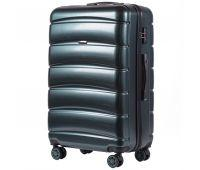 Поликарбонатный чемодан Wings Iberian 160 большой изумрудный