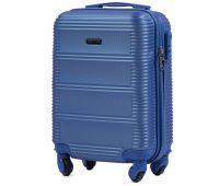 Дорожный чемодан для ручной клади Wings Linnet 203 мини middle blue