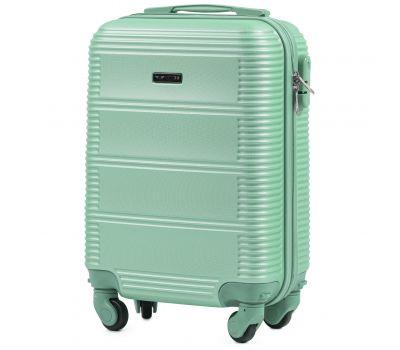 Дорожный чемодан для ручной клади Wings Linnet 203 мини мятный