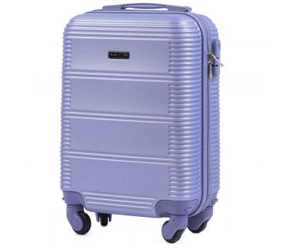 Дорожный чемодан для ручной клади Wings Linnet 203 мини светло-фиолетовый