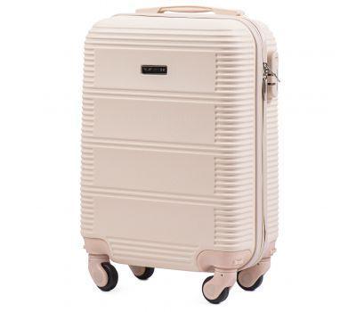 Дорожный чемодан для ручной клади Wings Linnet 203 мини ванильный