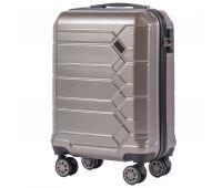 Поликарбонатный чемодан Wings Savanna 185 маленький бронзовый