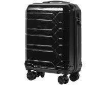 Поликарбонатный чемодан Wings Savanna 185 маленький черный