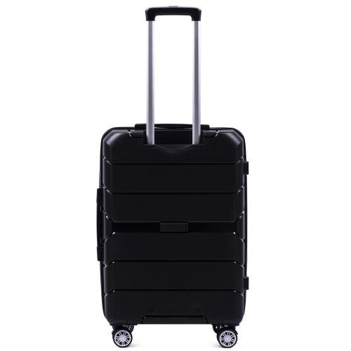 Полипропиленовый чемодан Wings Sparrow PP05 средний черный