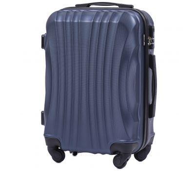 Дорожный чемодан для ручной клади Wings Swift 159 мини синий