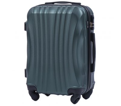 Дорожный чемодан для ручной клади Wings Swift 159 мини зеленый