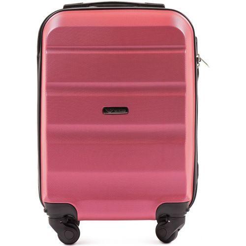 Дорожный чемодан Wings AT01 мини ручная кладь розовый