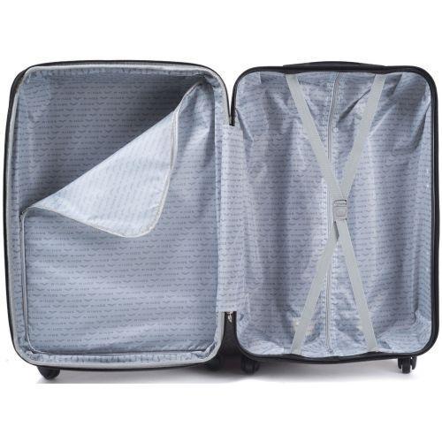 Дорожный чемодан Wings AT01 мини ручная кладь голубой