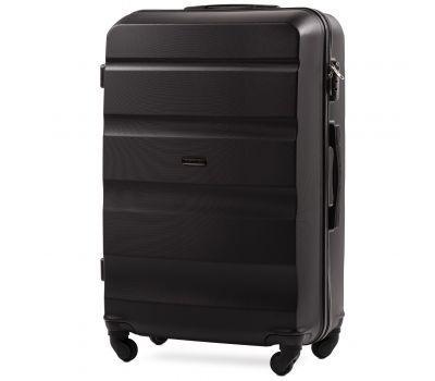 Дорожный чемодан Wings AT01 большой черный