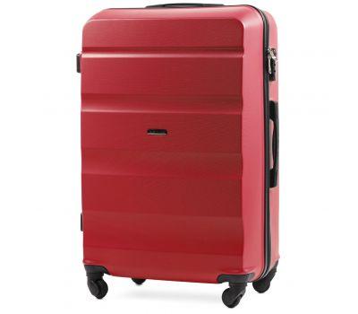 Дорожный чемодан Wings AT01 большой красный
