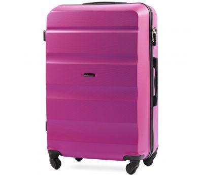 Дорожный чемодан Wings AT01 большой розовый