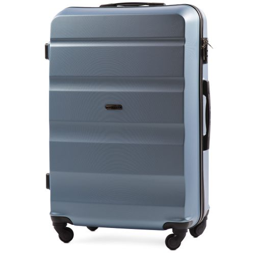 Набор дорожных чемоданов Wings AT01 4 штуки синий