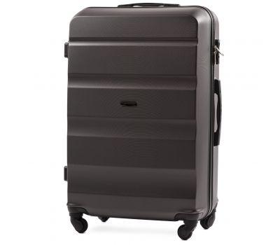 Дорожный чемодан Wings AT01 большой серый