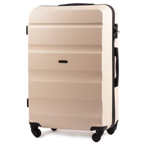 Набор дорожных чемоданов Wings AT01 3 штуки ванильный