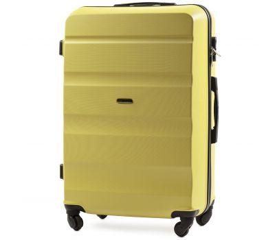 Дорожный чемодан Wings AT01 большой желтый