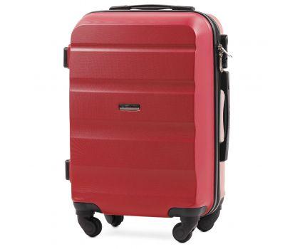 Дорожный чемодан Wings AT01 маленький красный
