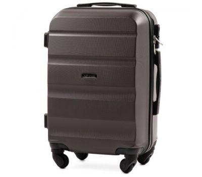 Дорожный чемодан Wings AT01 маленький серый
