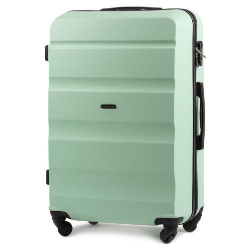 Набор дорожных чемоданов Wings AT01 4 штуки мятный