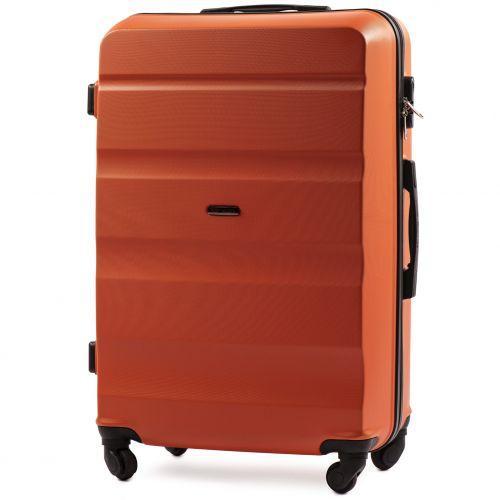 Набор дорожных чемоданов Wings AT01 4 штуки оранжевый