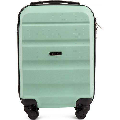Дорожный чемодан Wings AT01 мини ручная кладь мятный
