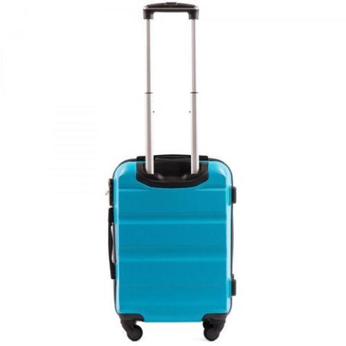 Дорожный чемодан Wings AT01 маленький голубой