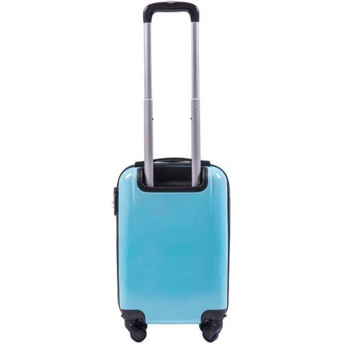 Чемодан детский Wings Jay мини ручная кладь голубой Flying Car
