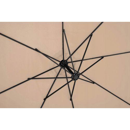 Зонт садовый угловой с наклоном Avko Beige 3 метра
