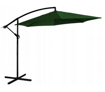 Зонт садовый угловой с наклоном Avko Green 3 метра