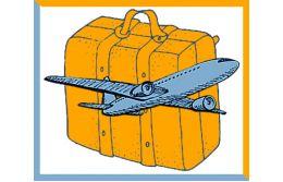 Вес и габариты чемодана в аэропорту: основные нормы и правила