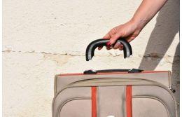 Как починить телескопическую ручку дорожного чемодана