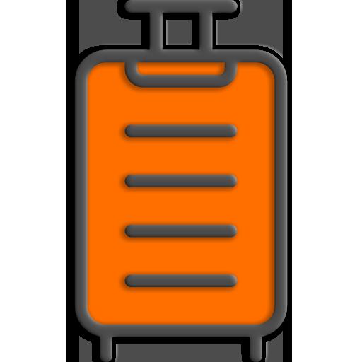 Пластикові валізи